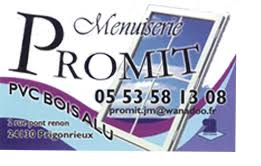 MENUISERIE PROMIT