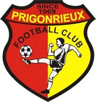 Logo Prigonrieux Football Club